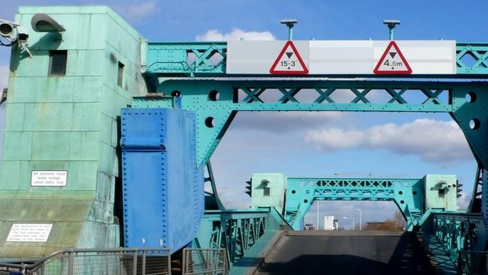 Behind schedule Poole Bridge reopening in question