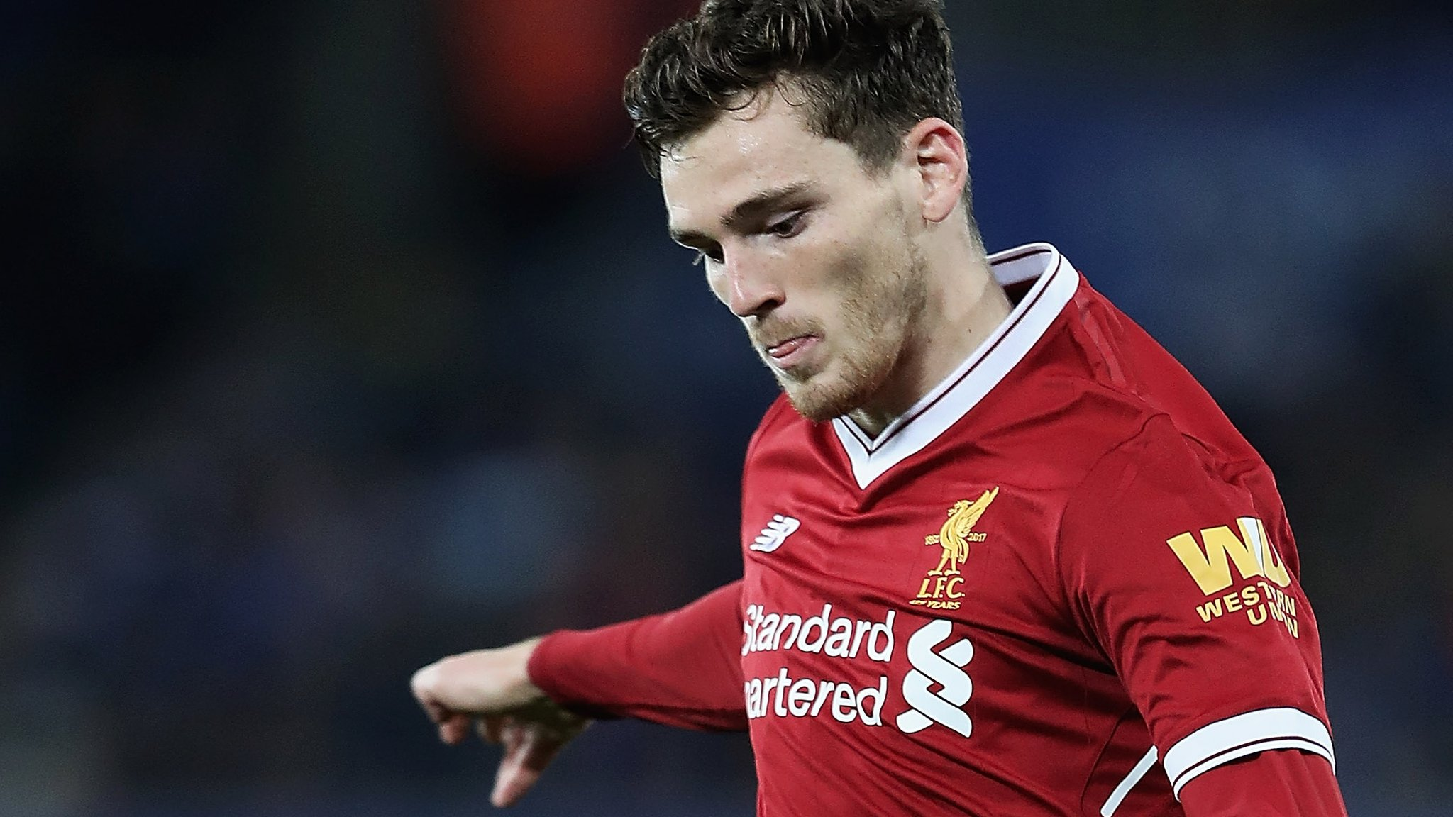 Roberton on biding his time at Liverpool and dealing with Celtic rejection