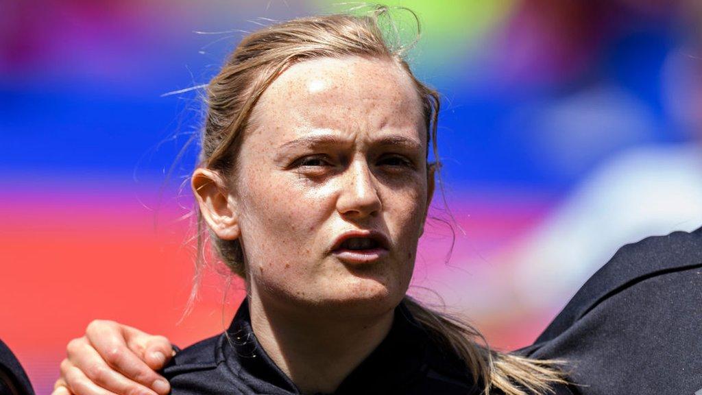 Women's World Cup: 'Argentina won't live with Scotland' - Erin Cuthbert