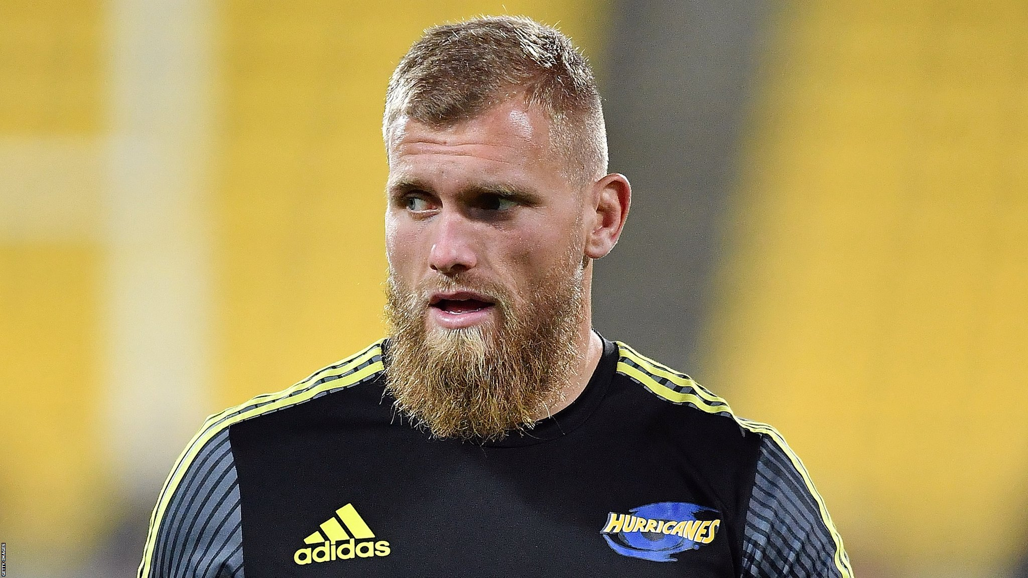Brad Shields: Hurricanes captain requests to be released to play for England