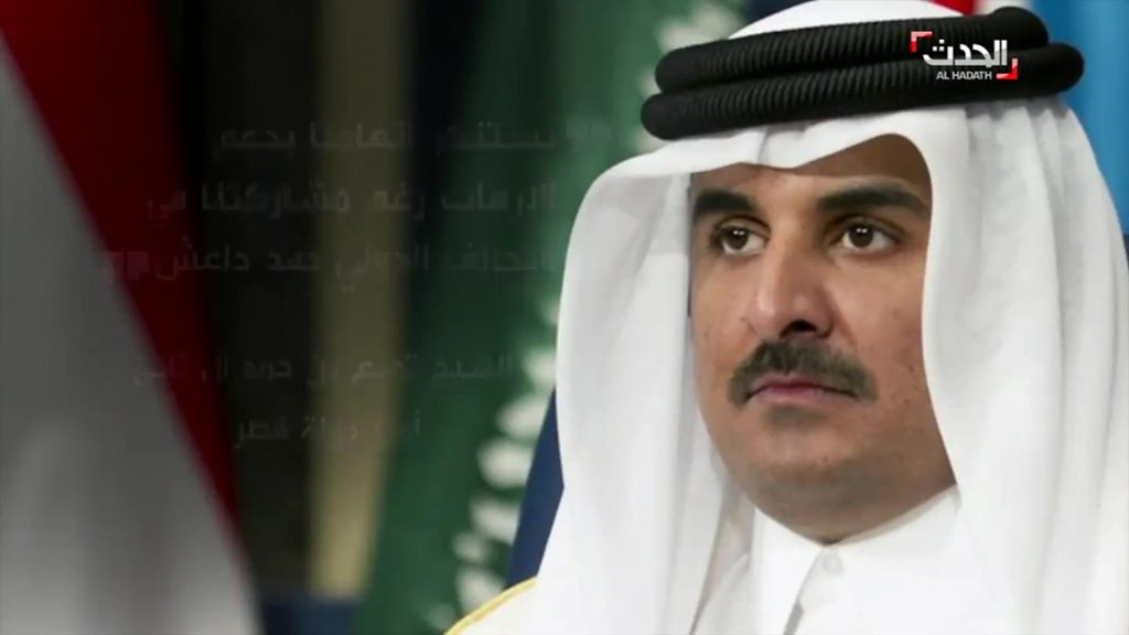 جنجال بر سر اظهارت منسوب به امیر قطر