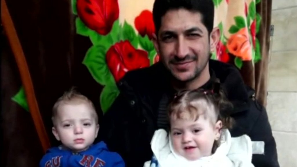 Syria chemical attacks: How one man lost his family in Khan Sheikhoun