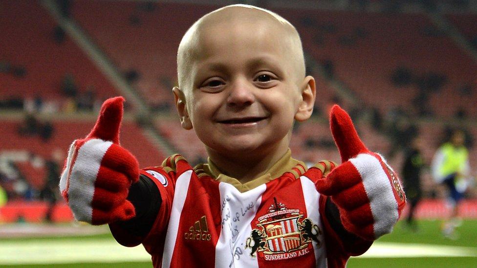<![CDATA[Bradley Lowery: Stars to play in charity football match]]>