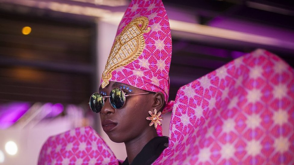 Dakar Fashion week en mode science-fiction
