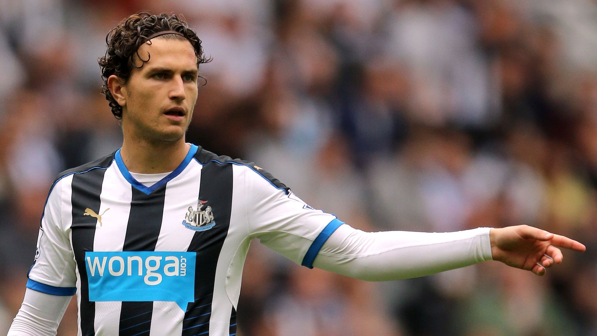 Daryl Janmaat: Watford sign Newcastle full-back for undisclosed fee
