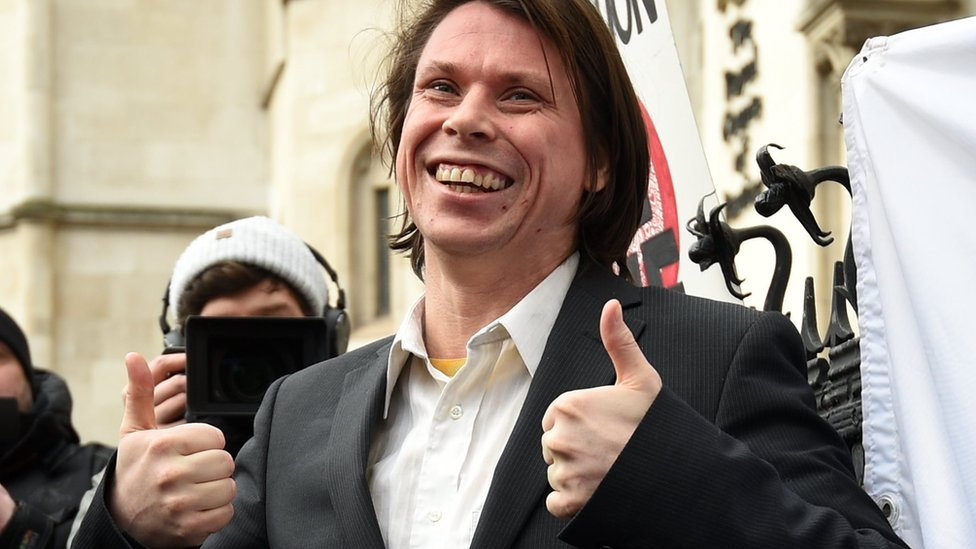 Lauri Love case: US abandons extradition case