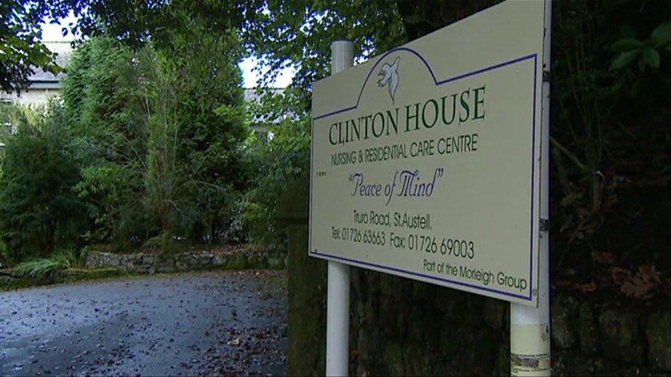 Secret Film Exposes Care Home Failures