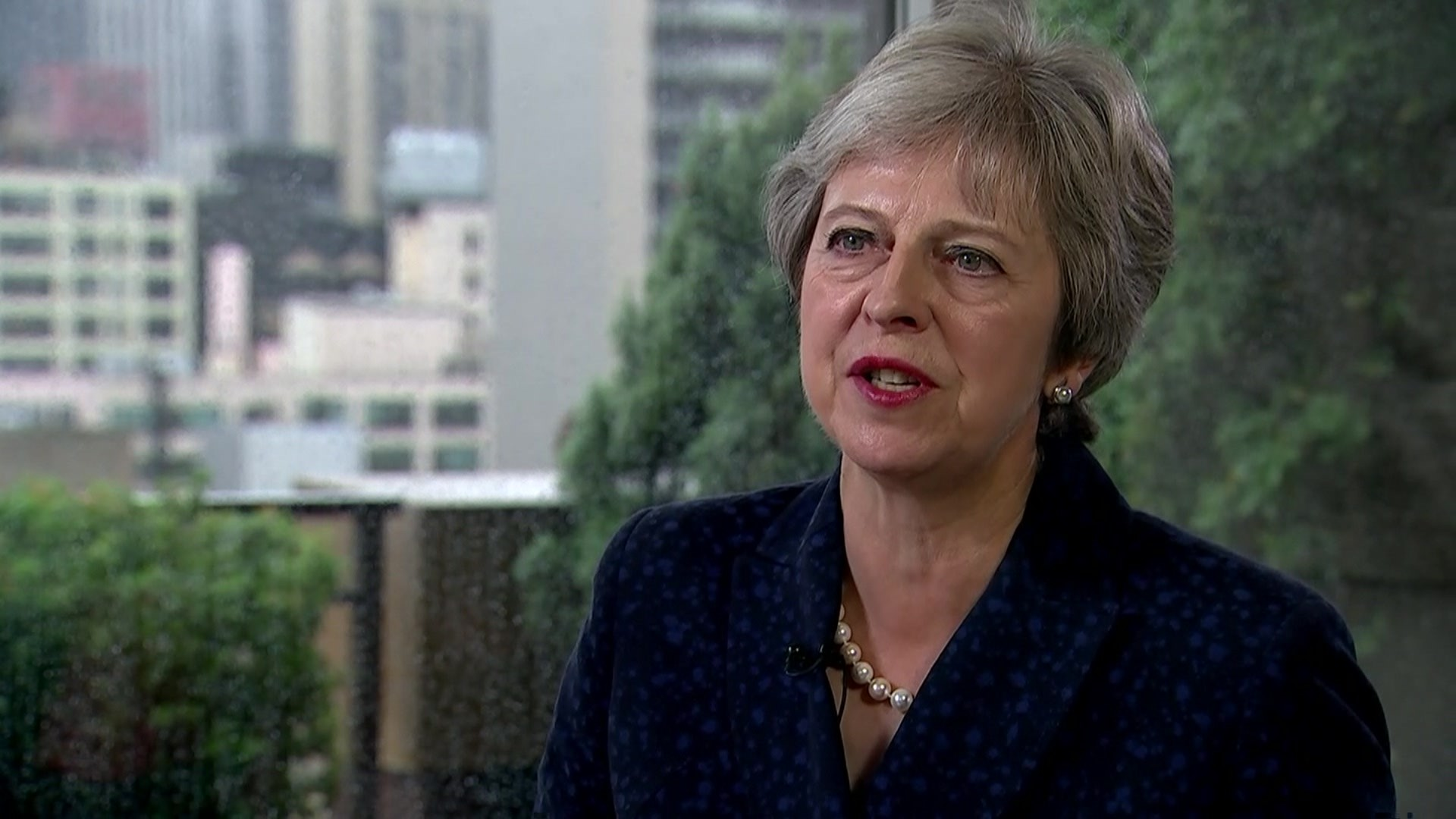 Theresa May: A general election isn't in the national interest