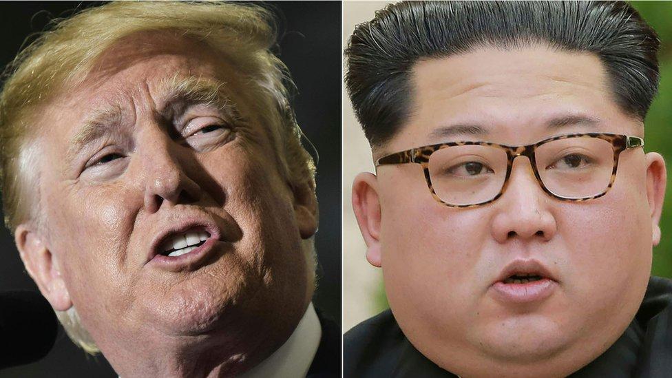 Trump says summit with North Korea's Kim Jong-un may be delayed
