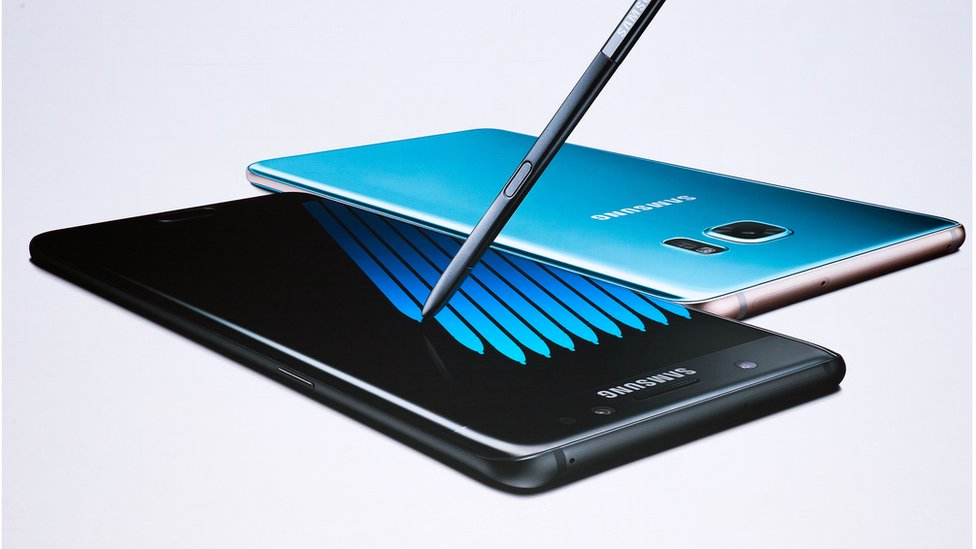 Samsung reveals 60% of 'unsafe' Galaxy Notes exchanged