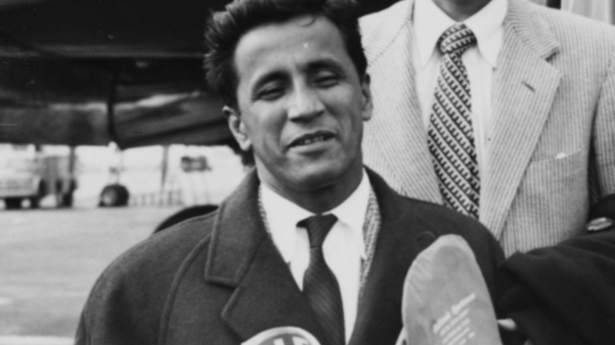 Muere el legendario tenista ecuatoriano Pancho Segura