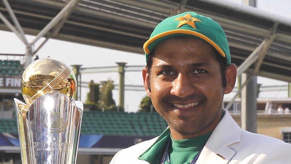 مستقبل میں بھی کاؤنٹی کھیلنا چاہوں گا: سرفراز احمد