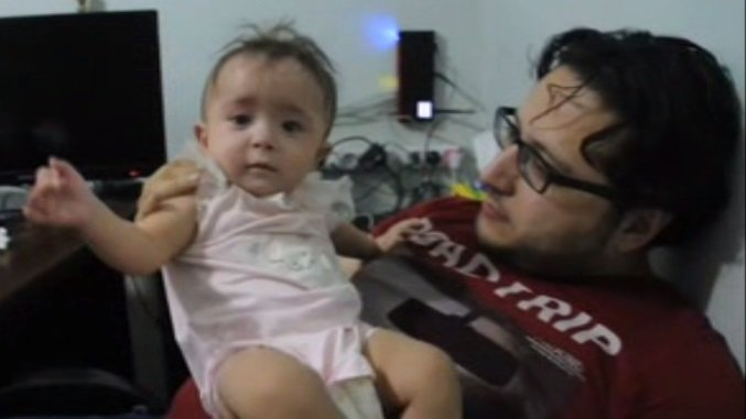 The Aleppo doctor facing death every day to save lives