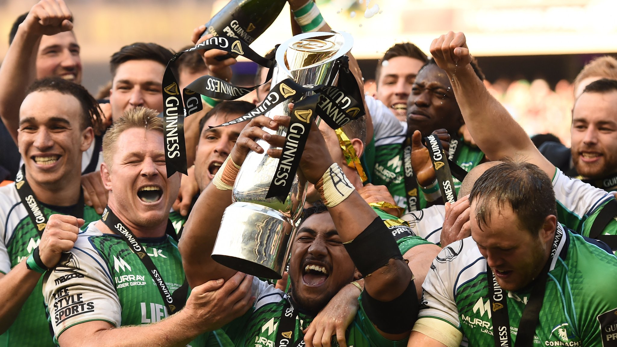 Pro12 holds talks over expanding into north America
