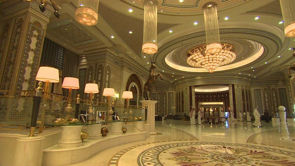 Inside Saudi Arabia's gilded prison at Riyadh Ritz-Carlton