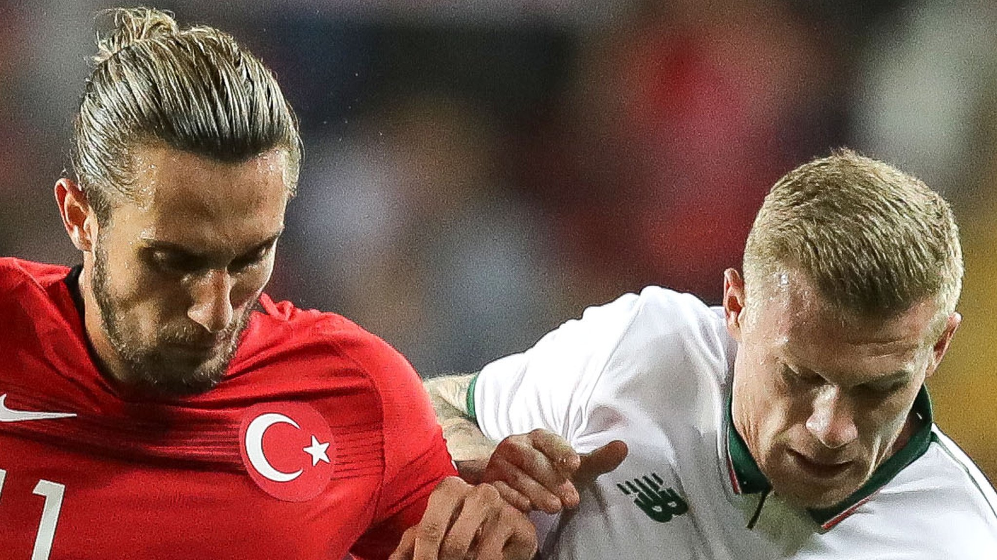 Republic beaten by Topal goal in Turkey