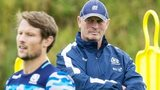 Scotland head coach Vern Cotter