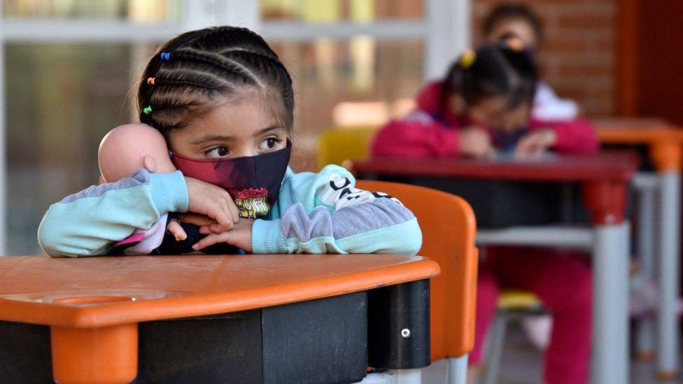 Coronavirus en América Latina   Por qué las escuelas en la región son las  más afectadas del mundo por los cierres de la pandemia - BBC News Mundo