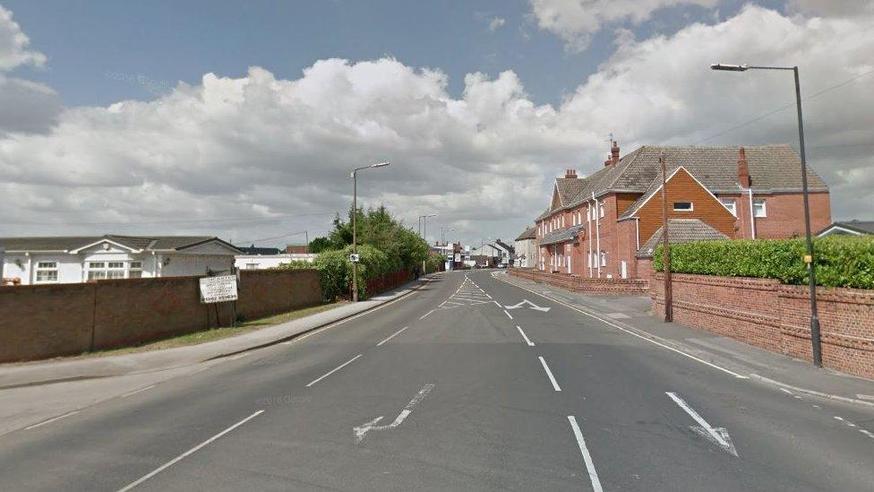 Murder charge over Doncaster caravan park crash death
