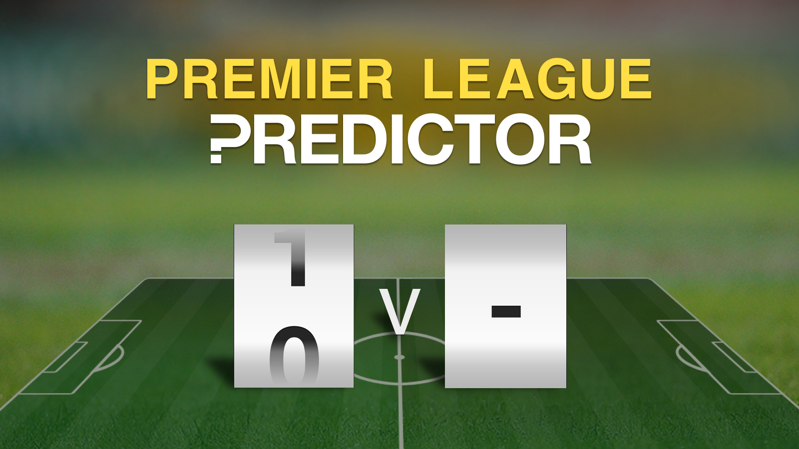 Premier League Predictor: BBC Sport game is back for new season