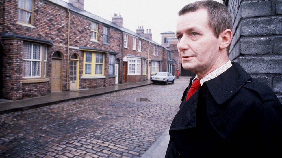 Tony Warren's script for Coronation Street forerunner found