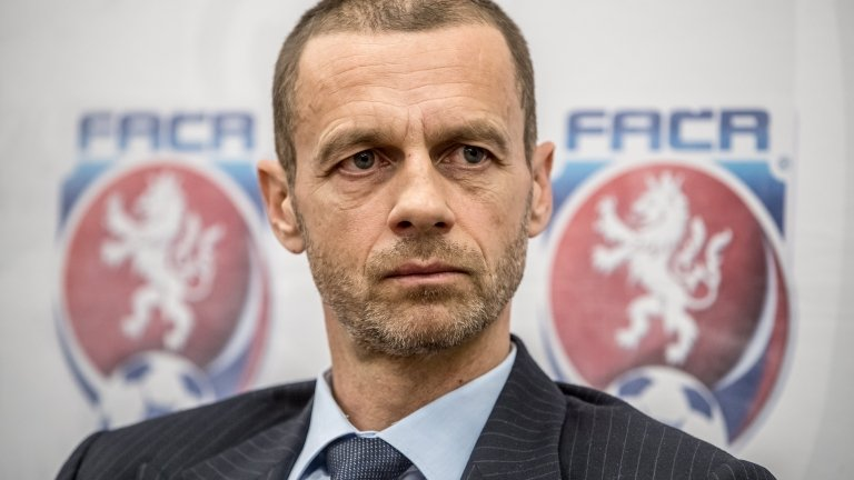 Uefa boss wants to stop big clubs 'hoarding' players