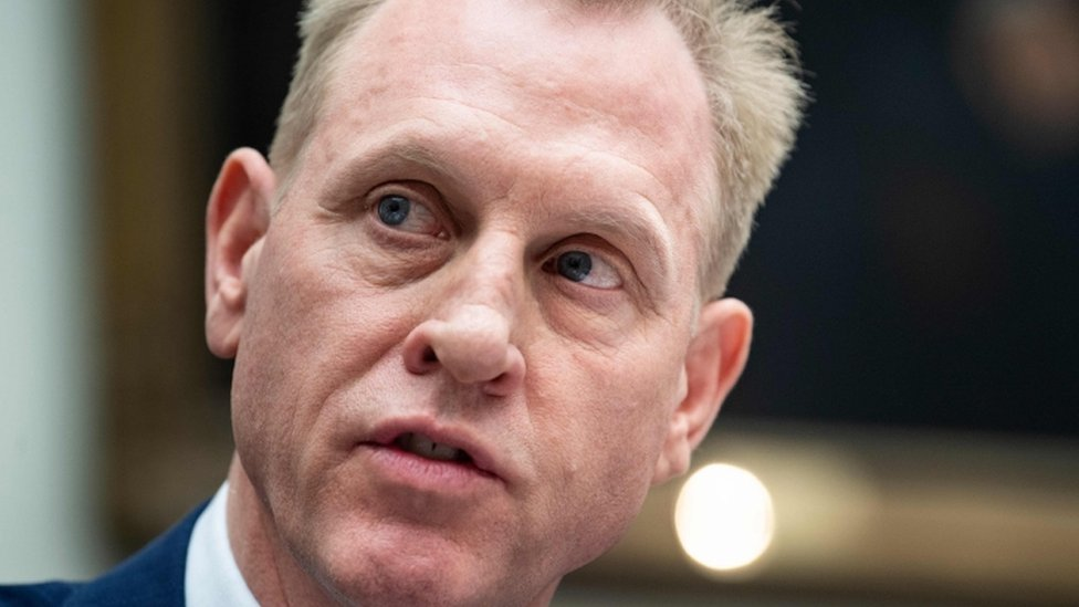 Patrick Shanahan, acting US defence secretary, 'did not favour' Boeing