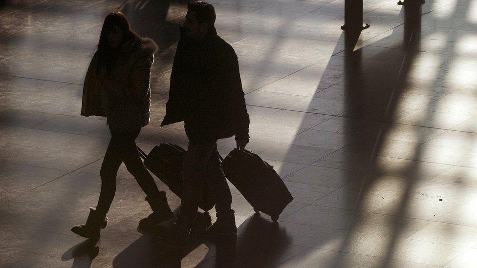 La ONG Airline Ambassadors International dio a conocer la historia para entrenar a las tripulaciones a combatir el tráfico de personas (foto de referencia).