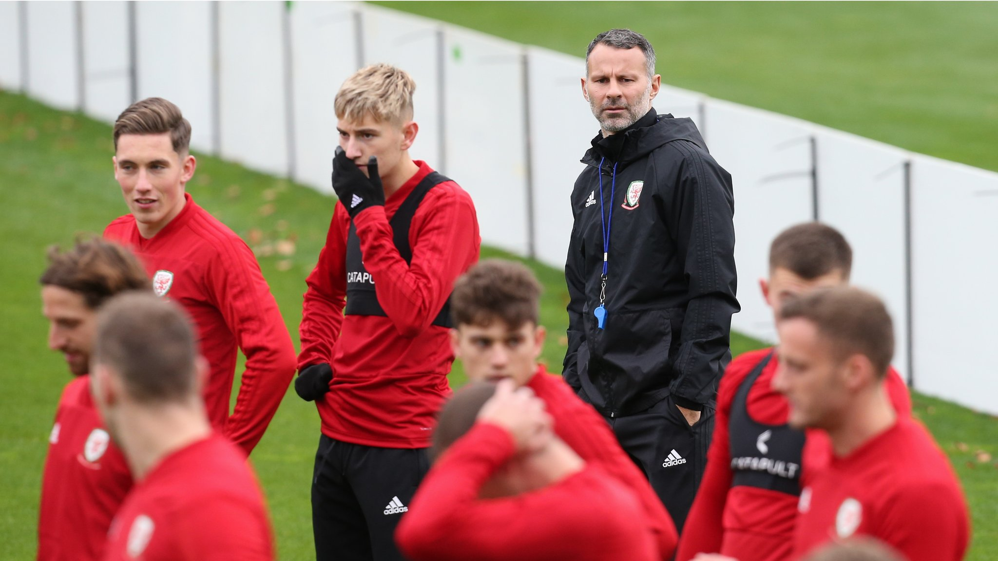 Euro 2020 qualifiers: Who are Wales' opponents?