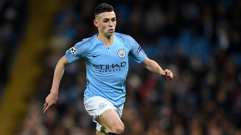 Pep Guardiola: England 'has a diamond' in Phil Foden, says Man City boss