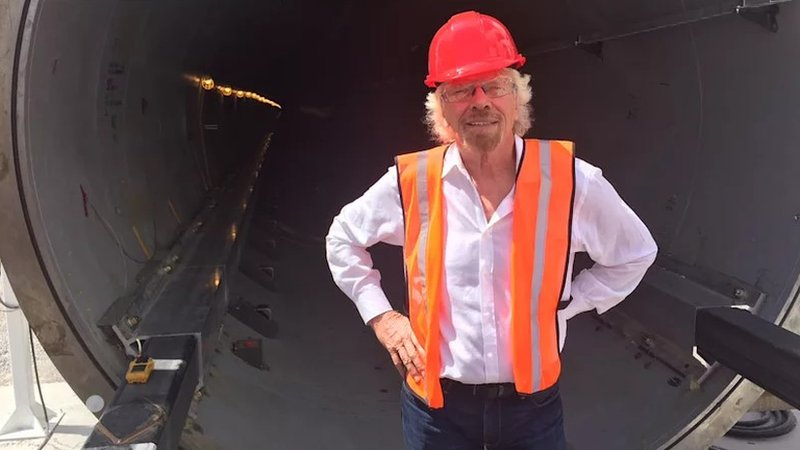 Branson's Virgin Group invests in Hyperloop One