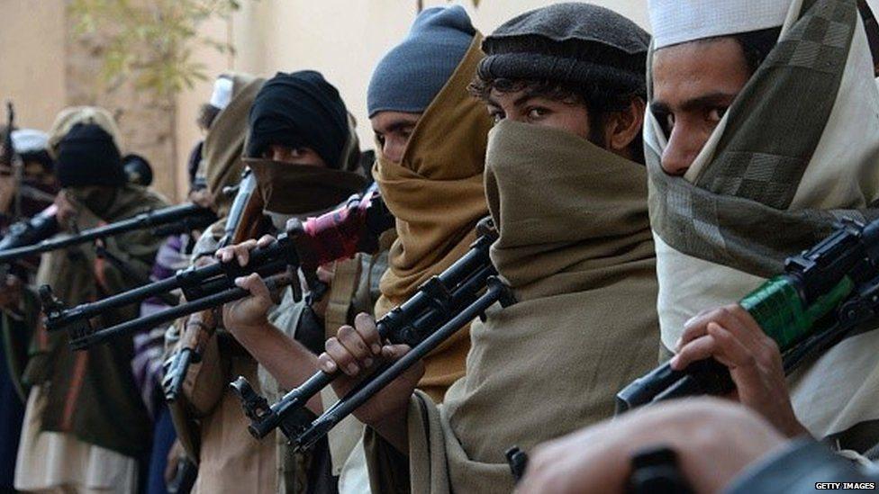 """پاکستاني امنیتي ادارو کوټه کې د افغان طالبانو ځینې مشران """"نیولي"""""""