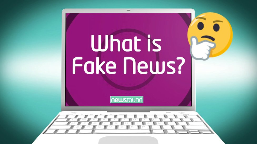 Fake News: Should you learn about it in school? - CBBC Newsround