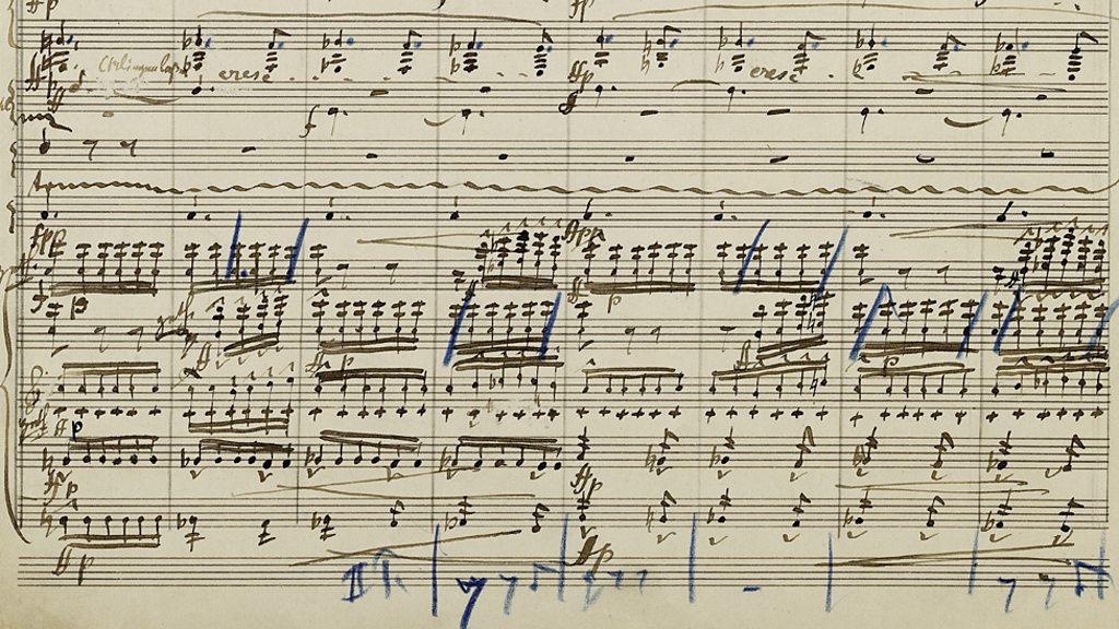 Mahler manuscript sells for record £4.5m
