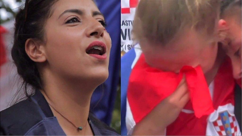 World Cup final: France's triumph and Croatia's tears