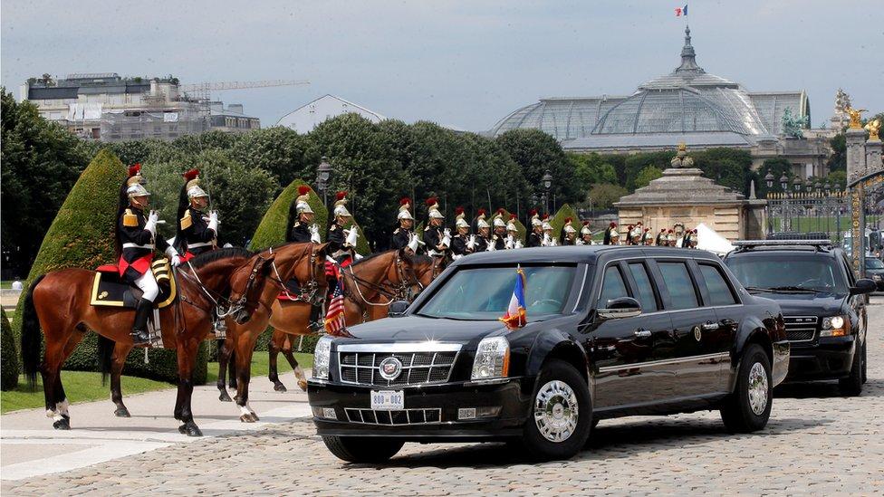 La visita de dos días a París es vista como una oportunidad para estrechar las relaciones bilaterales.