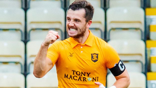 Livingston 4-0 Dundee: Jim McIntyre's side routed in his first game