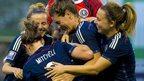 Settled squad for Scotland's women