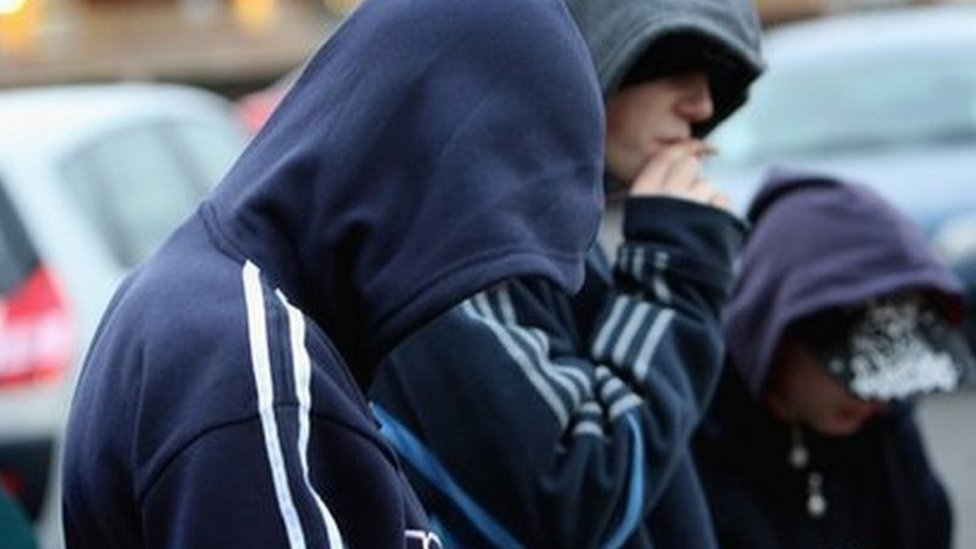 Teens in care 'abandoned to crime gangs'