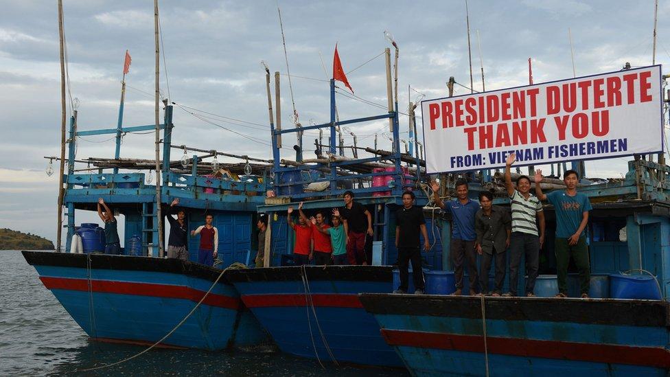 EU cảnh cáo VN vì ngư dân 'đánh bắt phi pháp'