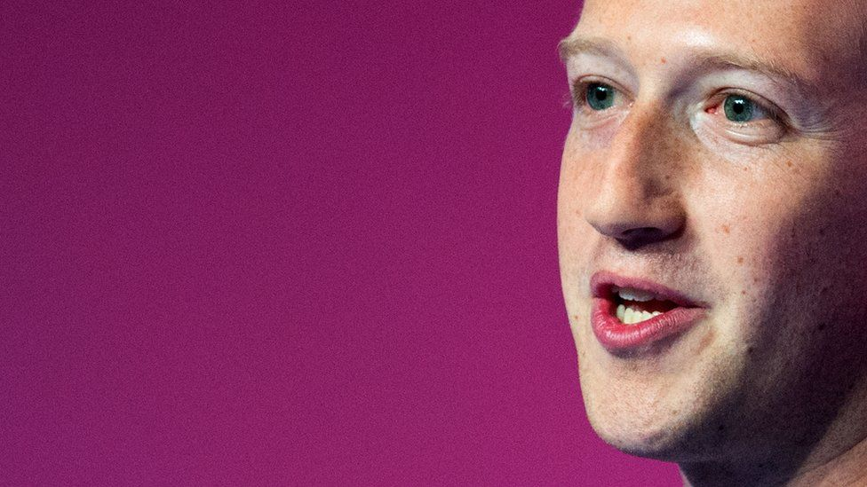 El director ejecutivo de Facebook publicó su declaración en su cuenta de la red social.