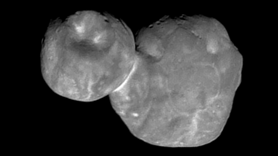 New Horizons: Ultima Thule 'a time machine' to early Solar System