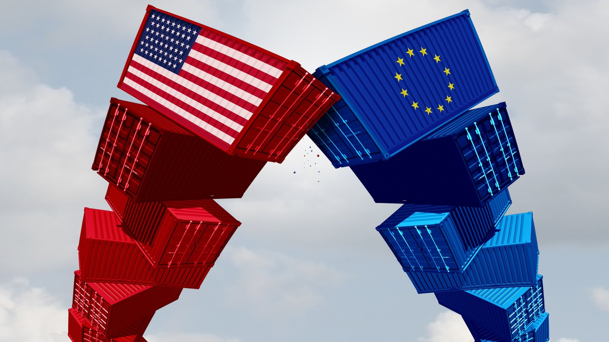EU approves new trade talks with US