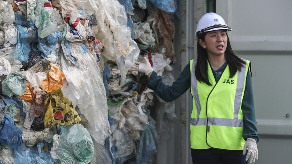 Malaysia orders tonnes of imported waste to be returned
