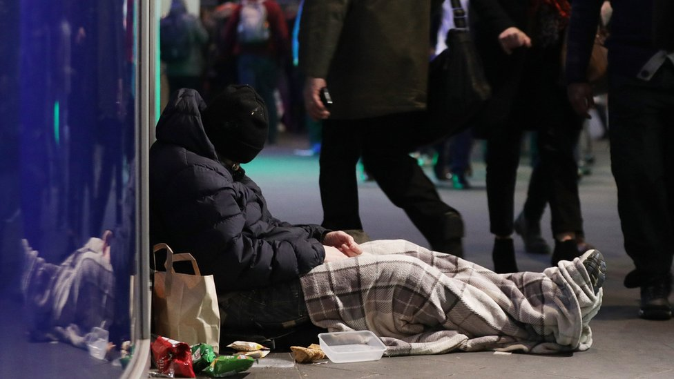 London Euston to become Christmas Day homeless shelter