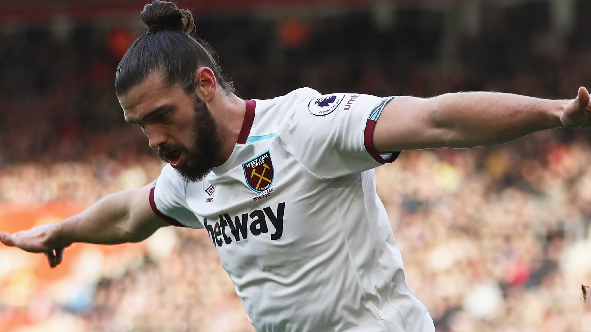 Andy Carroll would help any team in world football, says West Ham boss Slaven Bilic