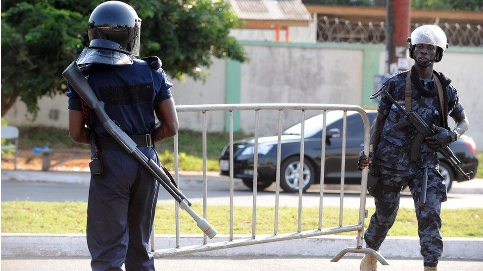 UK schoolgirls assaulted in Ghana 'given specialist support'