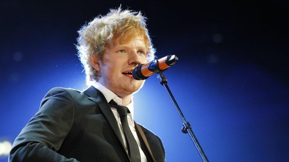 Charity criticises Viagogo over Ed Sheeran ticket sales