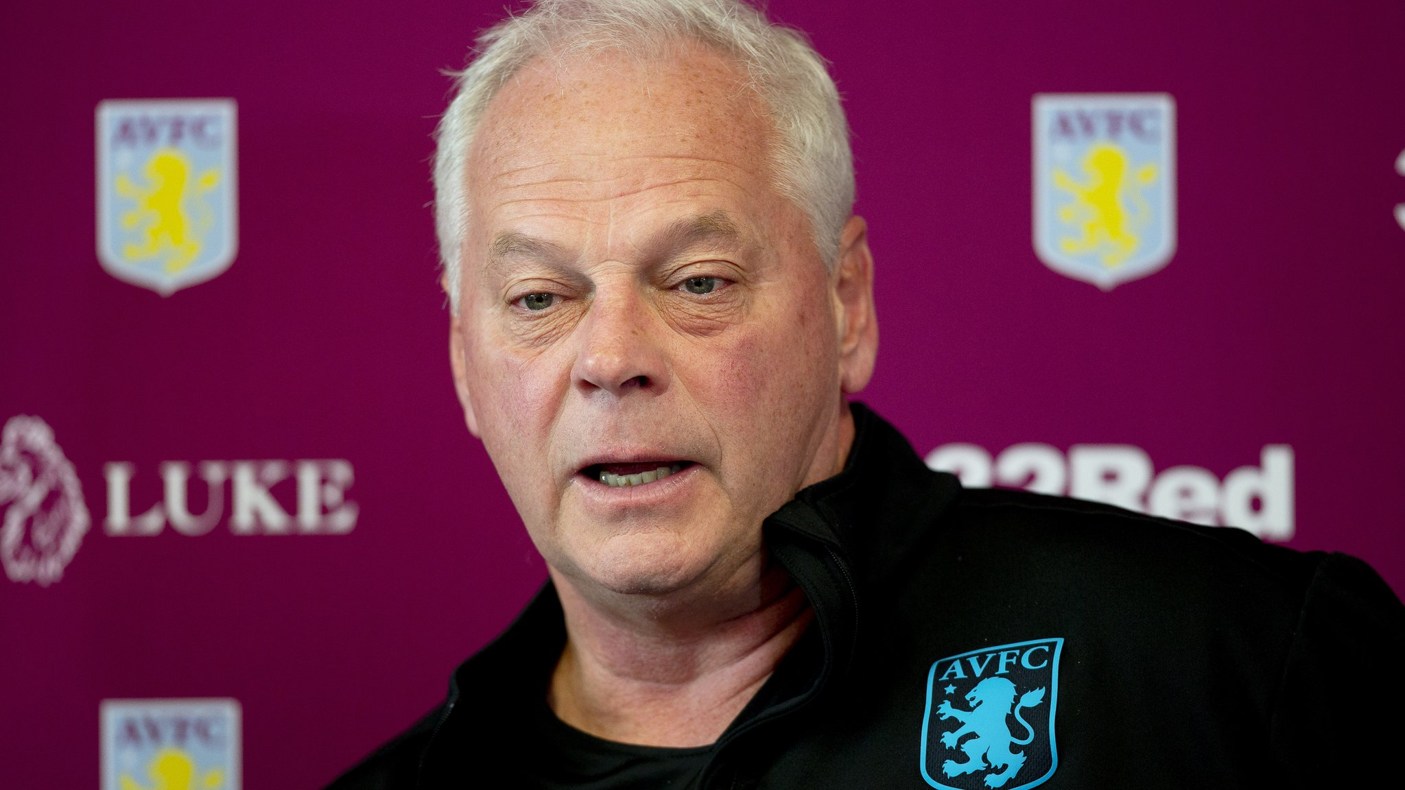Aston Villa: Kevin MacDonald 'reassigned' from under-23 coach role amid bullying claim