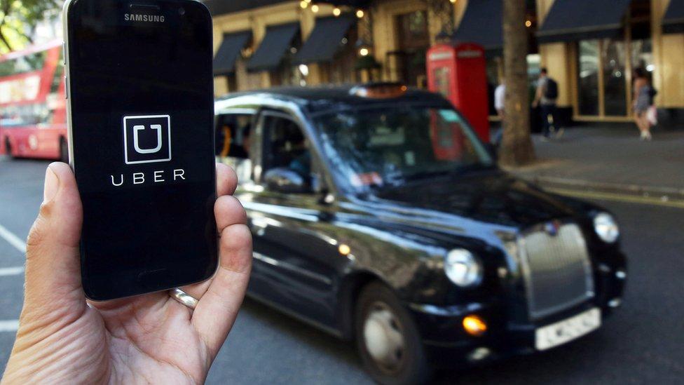 Uber не продлили лицензию на работу в Лондоне
